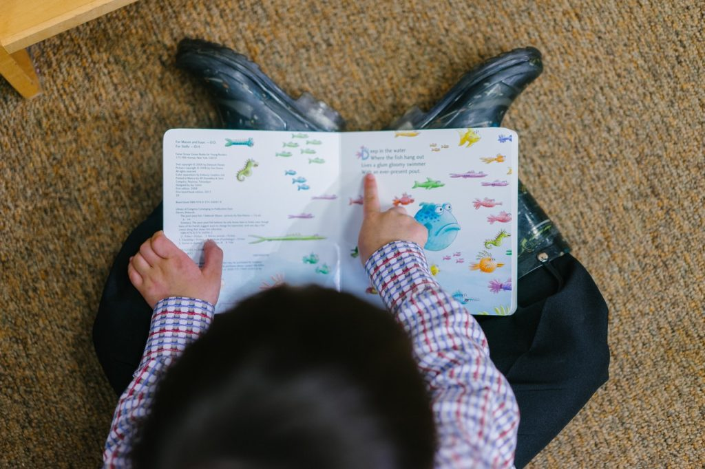 Reading Comprehension Strategies for Kids